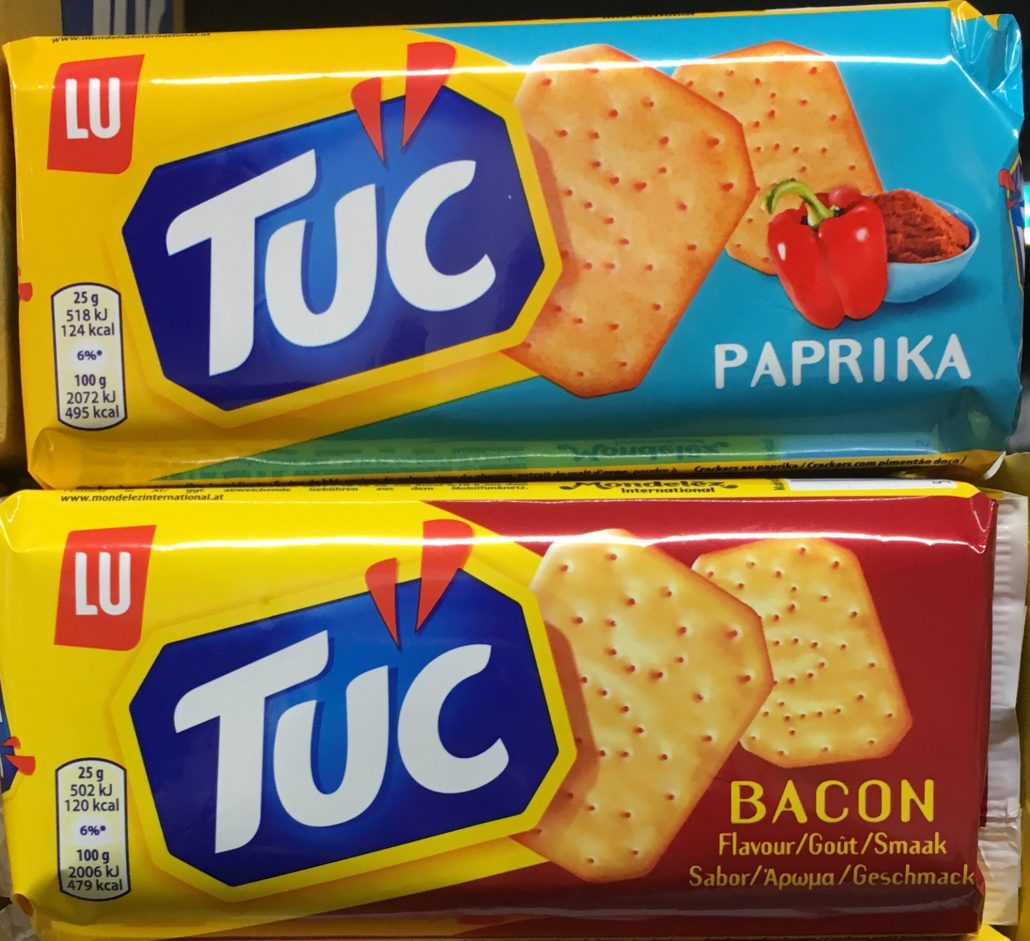 Lu Tuc Paprika Bacon