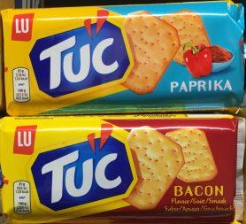 Lu TUC Cracker Paprika Bacon