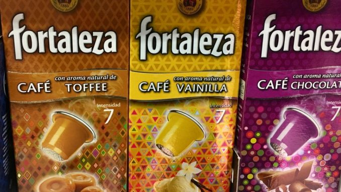 Nespresso-Kapseln Fortaleza