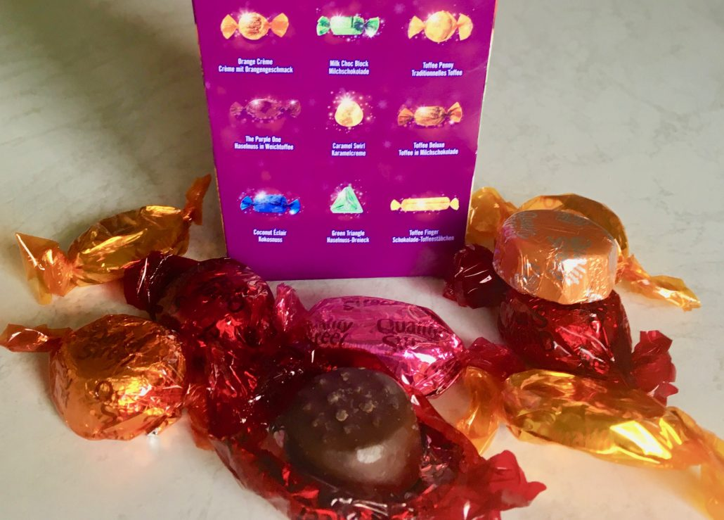 Nestle Quality Street Bonbons