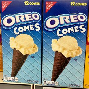 Oreo Cones Eistüten von Oreo