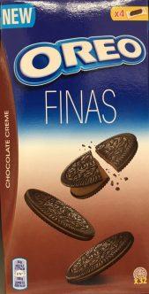 Oreo Finas Schokolade