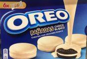 Oreo mit weißer Schokolade überzogen