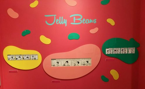 Peanuts Jelly Belly Bean