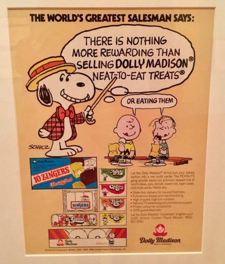 Peanuts Snoopy 10 Zingers