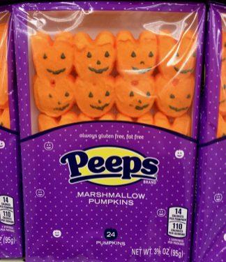 Peeps Pumpkins Kürbis