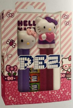 PEZ Hello Kitty Box Set