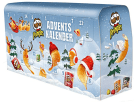 Pringles Adventskalender