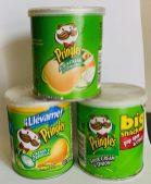 Pringles Mini Sour Cream+Onion-Crema y Cebola 43Gramm