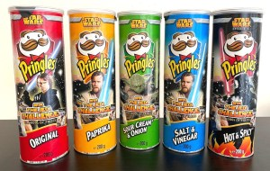 Pringles Star Wars Edition