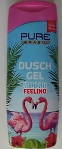 Flamingo Duschgel Pure Strawberry
