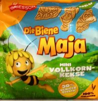 Griesson Biene Maja Kekse