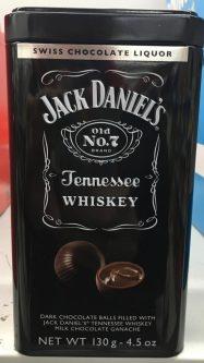 Jack Daniels Swiss Chocolate Liquor