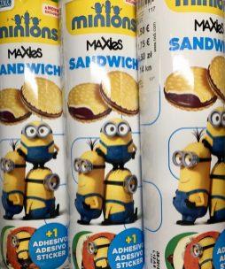 Minions Doppelkekse