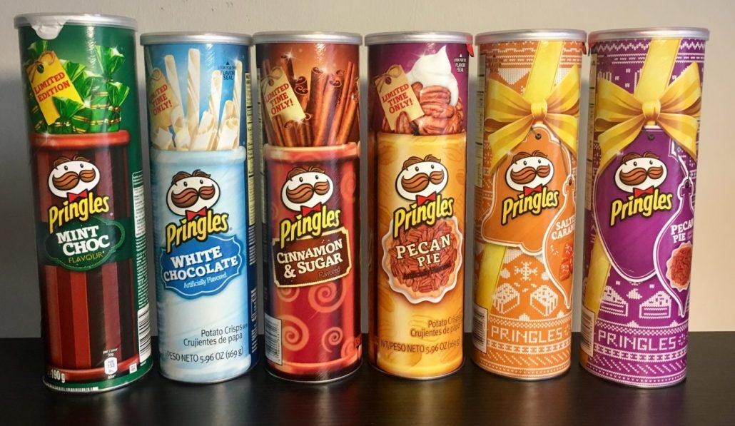 Pringles Sweet