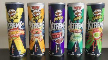 Pringles Xtreme Europa UK