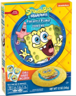 Spongebob Cereals