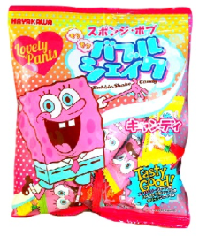 Spongebob Imitat Asien pink