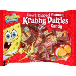 Spongebob Schwammkopf Krabby Patties Candy Nickelodeon