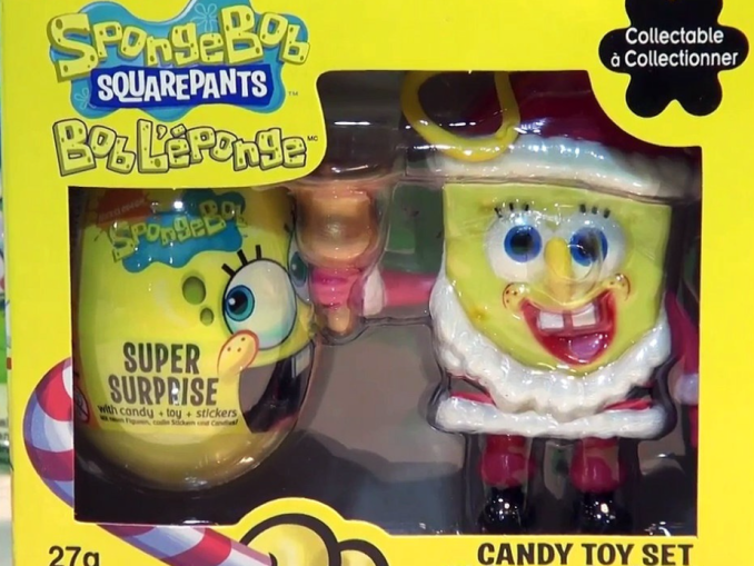Spongebob Surprise Set