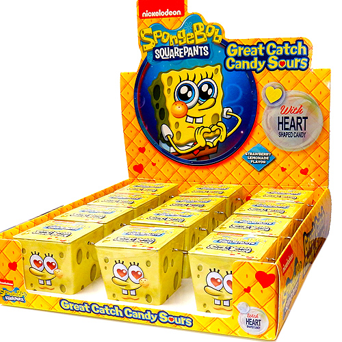 spongebob_great_catch_Candy sour Hearts