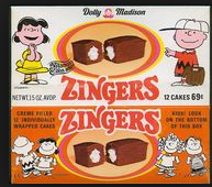Zingers Charlie Brown