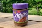 Milka Haselnussaufstrich mit Sonnenblumenöl