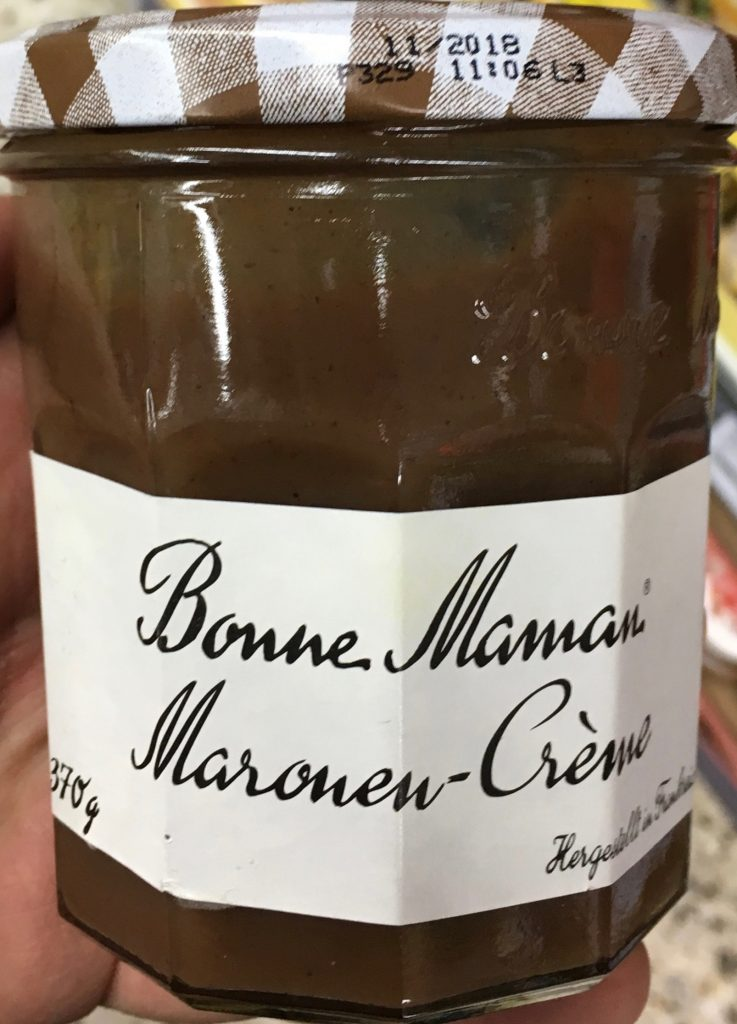 Bonne Maman Maronen-Creme Brotaufstrich