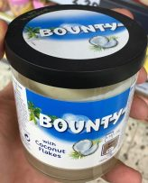 Bounty Kokosnuss Brotaufstrich