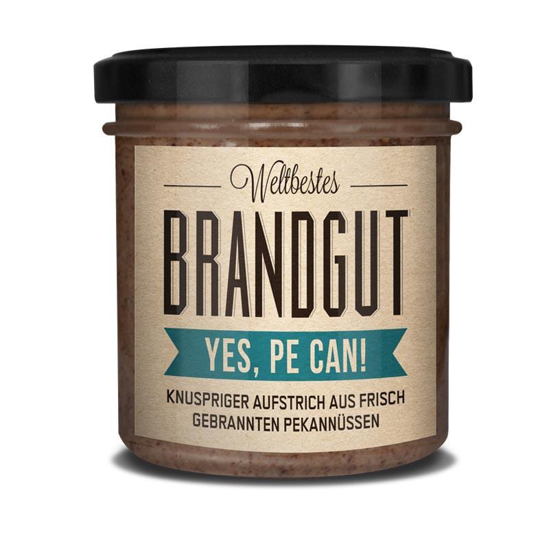 Brandgut Yes we can – Pecan Aufstrich