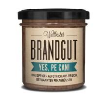 Brandgut Yes we can - Pecan Aufstrich
