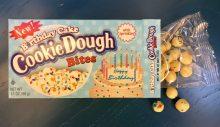 CookieDough Bites Birthday Cake