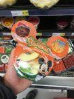 Disney Foodles Apples, Cheese + Pretzels: Pausensnack für Schüler