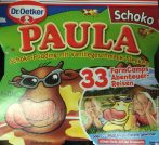 Dr Oetker Paula Schokopudding