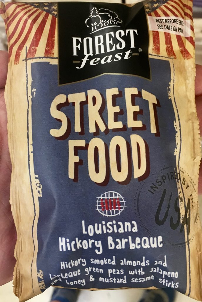 Forest Feast Street Food Louisiana Hickery Barbeque