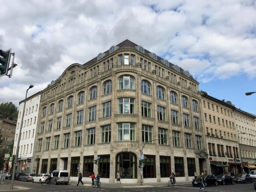 Orania.Berlin: Luxushotel und Künstler-Wohnzimmer
