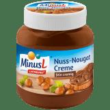 MinusL: laktosefreie Nuss-Nougat-Creme