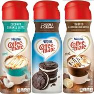 Nestle Coffeemate Coconut Caramel Latte-Cookies+Cream-Toasted Marshmallow Mocha