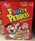 Posts Flintstones Fruity Pebbles