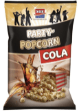 XOX partypopcorn Cola