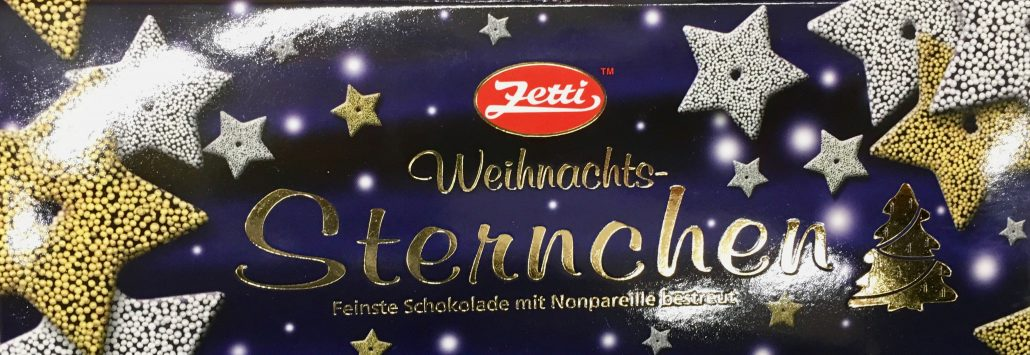 Zetti Weihnachts-Sternchen