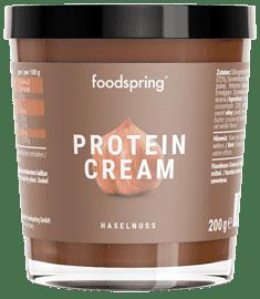 Foodspring Protein Creme Haselnuss 200 Gramm