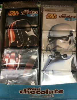 IFC Mini Chocolate Star Wars Motiv