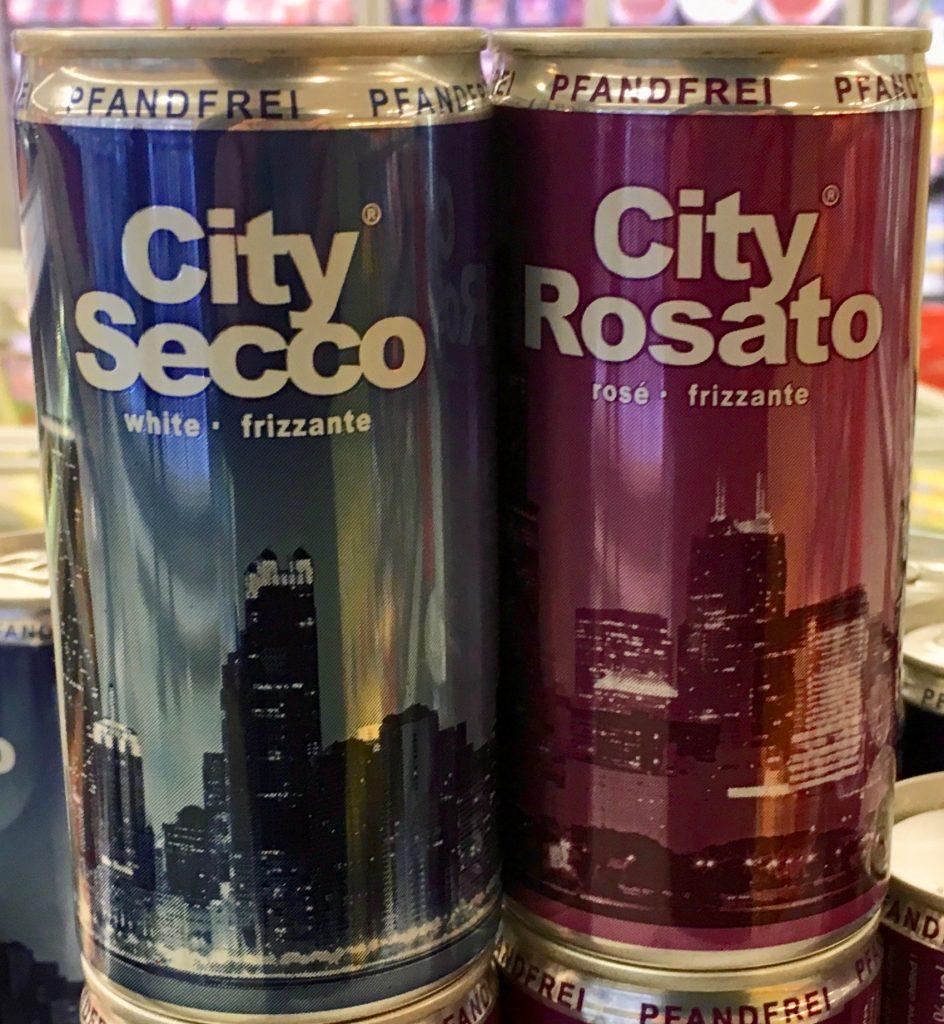 City Secco White und Rose