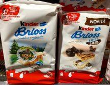 Ferrero Kinder Brios Latte+Cacao