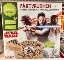 Hack Disney Küche Partykuchen Star Wars Joghurt-Karamell
