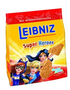 Leibniz Superheroes Girls
