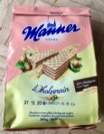 Manner Waffeln Vollkorn Wholegrain