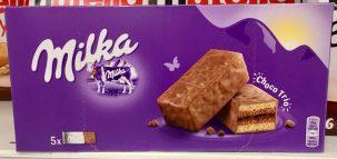 Milka Choco Trio Kuchenschnitten Yes-Torty