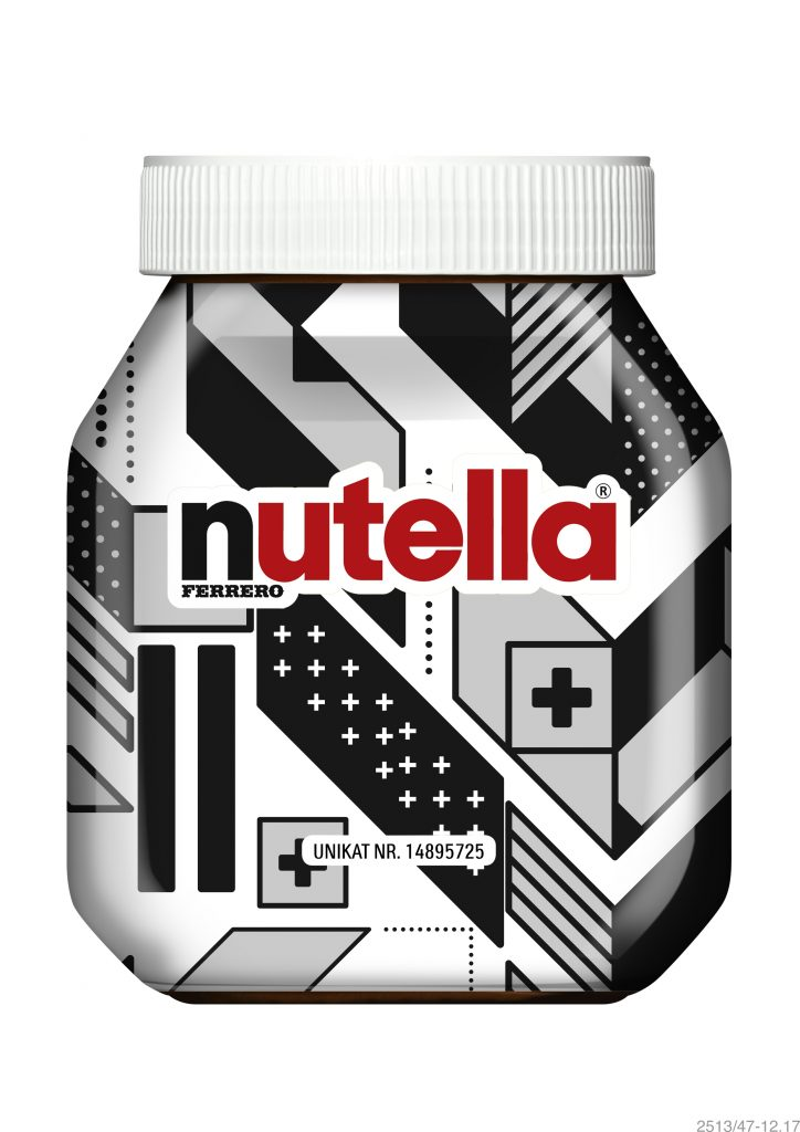 Ferrero Nutella Unique